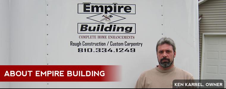 Ken Karbel - Empire Building