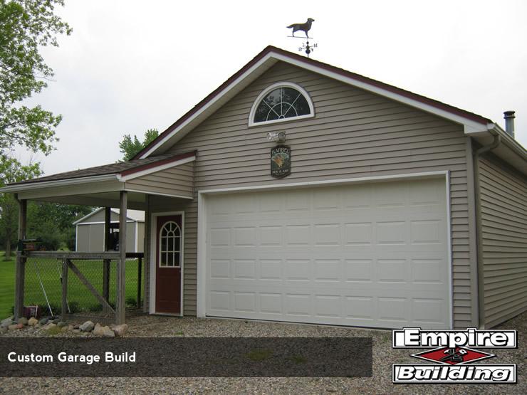 Garage Build Let Empire Building Company Build You A